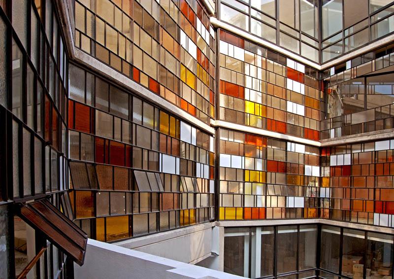 ARQUITECTURA_REHABILITACION Amsterdam _ fachadas interiores a patio