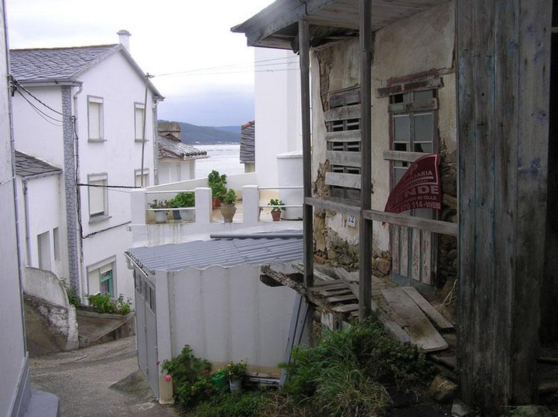 Arquitectura_ Rehabilitación Casa en Porto de Bares_ imagen anterior a rehabilitacion