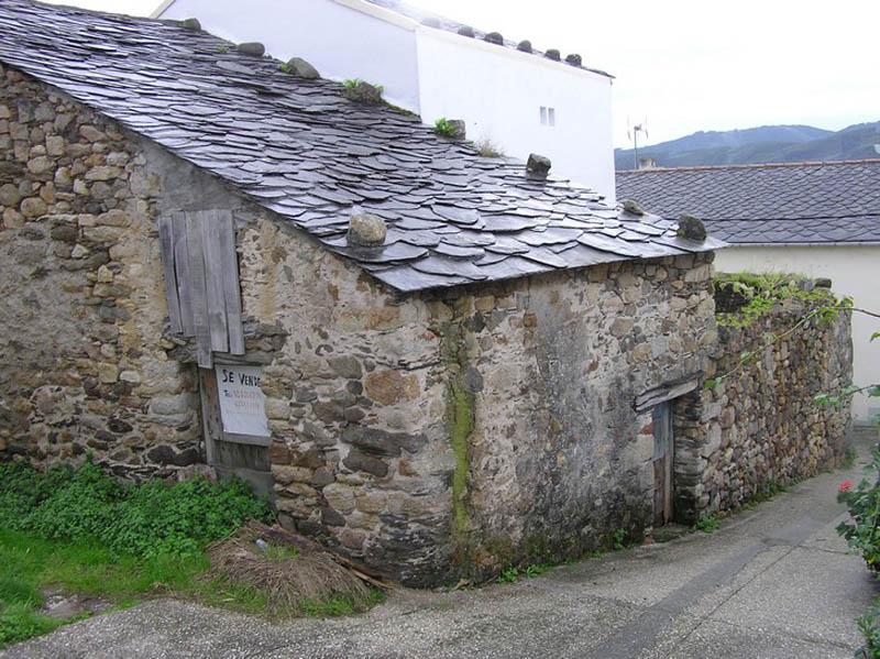 Arquitectura_ Rehabilitación Casa en Porto de Bares imagen antes
