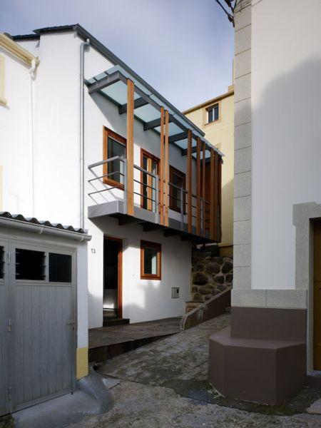 Arquitectura_ Rehabilitación Casa en Porto de Bares_despues de rehabilitacion