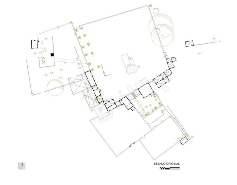 arquitectura_niop rehabilitación_planta original