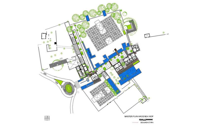 arquitectura rehabilitacion Niop _planta de rehabilitación