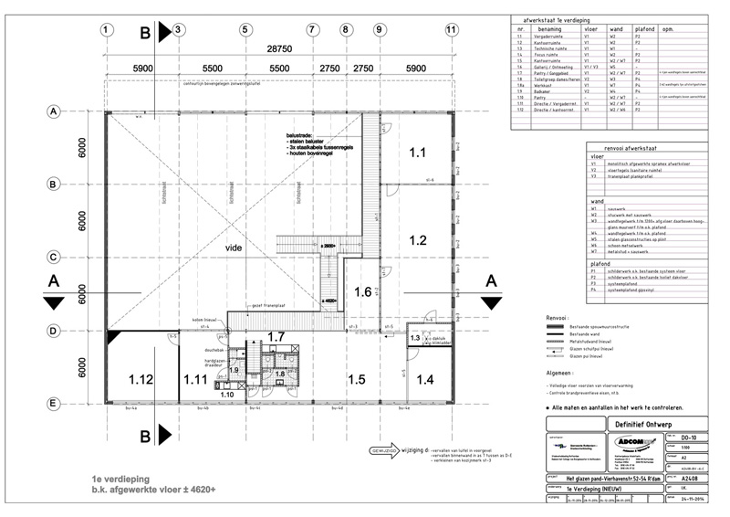 Arquitectura_ rehabilitacion_StudioRoosegaarde_planta proyecto