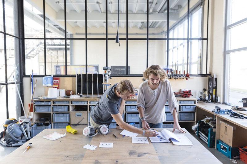 Arquitectura_ rehabilitacion_StudioRoosegaarde_imagen talleres