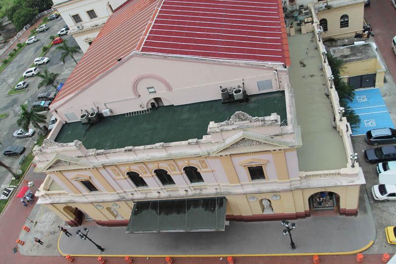 arquitectura_ Rehabilitación teatro nacional_Panama_imagen de cubierta