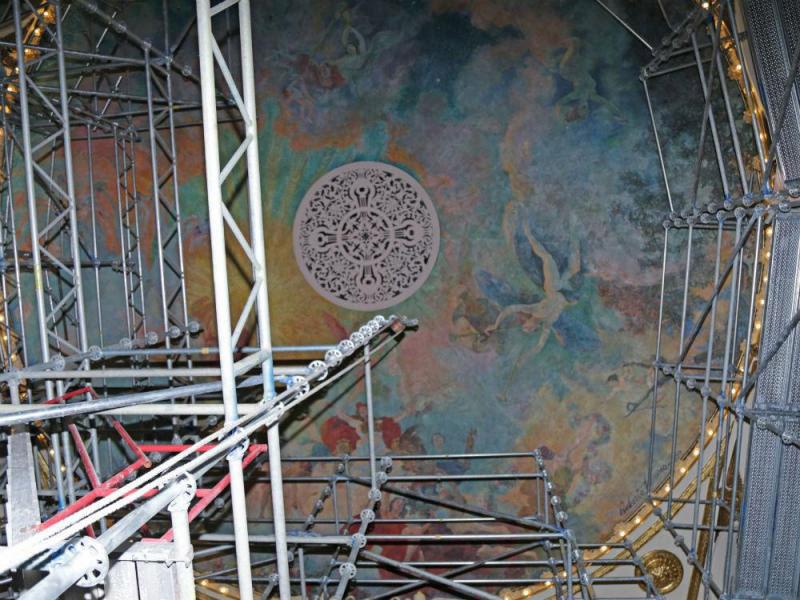 arquitectura_ Rehabilitación teatro nacional_Panama_restauracion de fresco