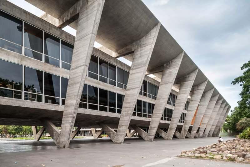 Resultado de imagen para Museo de Arte Moderno (MAM) de Río de Janeiro