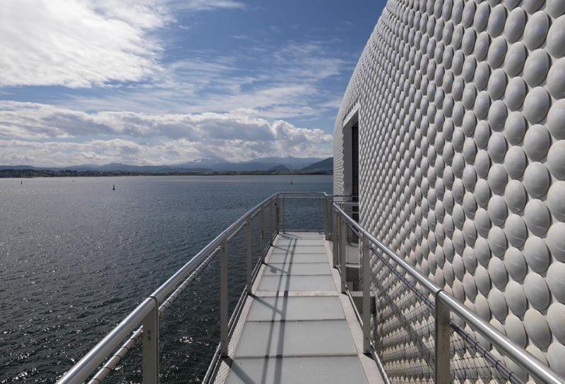 arquitectura_Renzo Piano_vista del mar desde plataforma_
