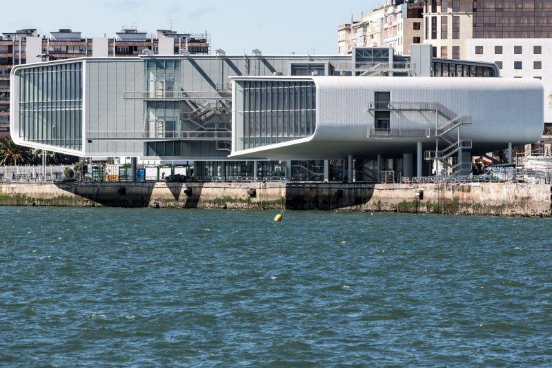 arquitectura_Renzo Piano_vista desde mar_Belen_de_Benito