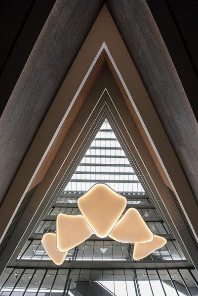 arquitectura estudio requena y plaza 31 aniversario oficinas cristalia
