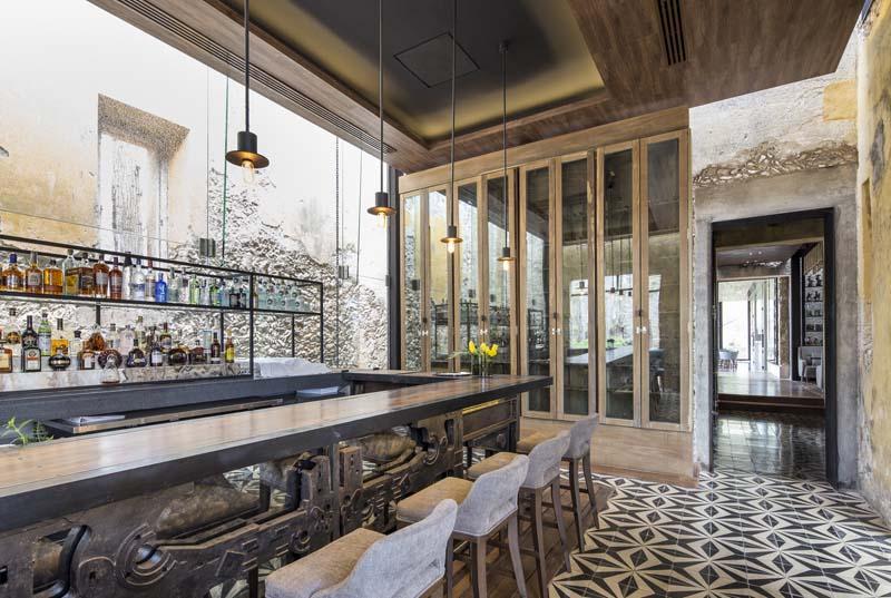 ARQUITECTURA_RESTAURANTE_IXI'IM REHABILITACION-zona bar