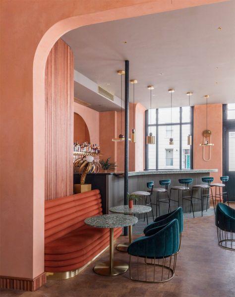 Restaurante Omar's Place por Sella Concept