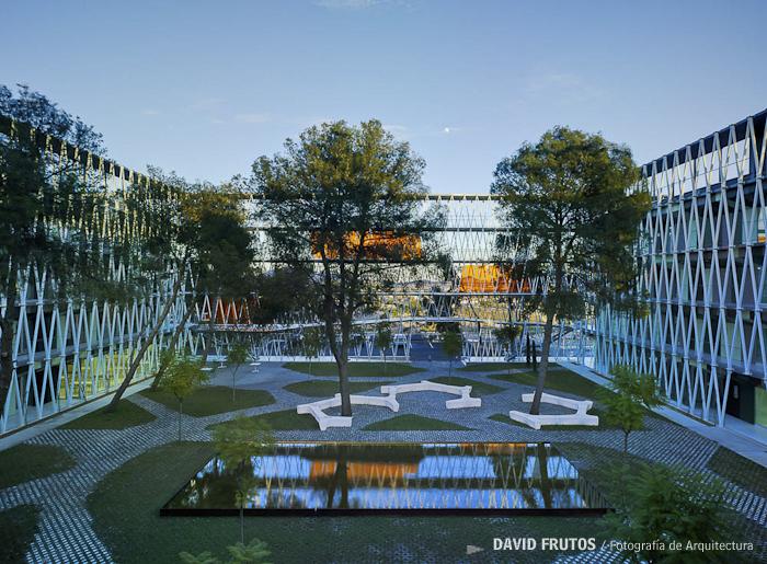 arquitectura_Retes Arquitectos_imagen patio