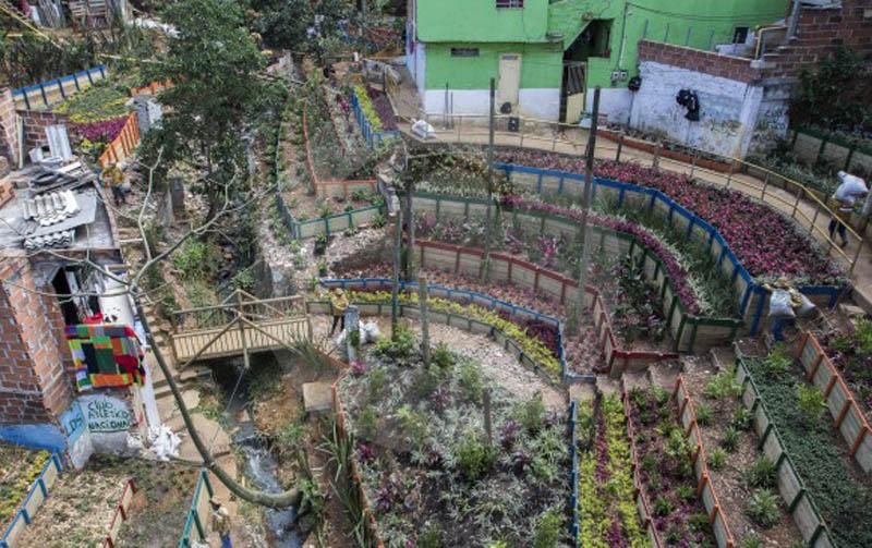 Arquitectura_barrio-villa-del-socorro-despues de la rehabilitacion