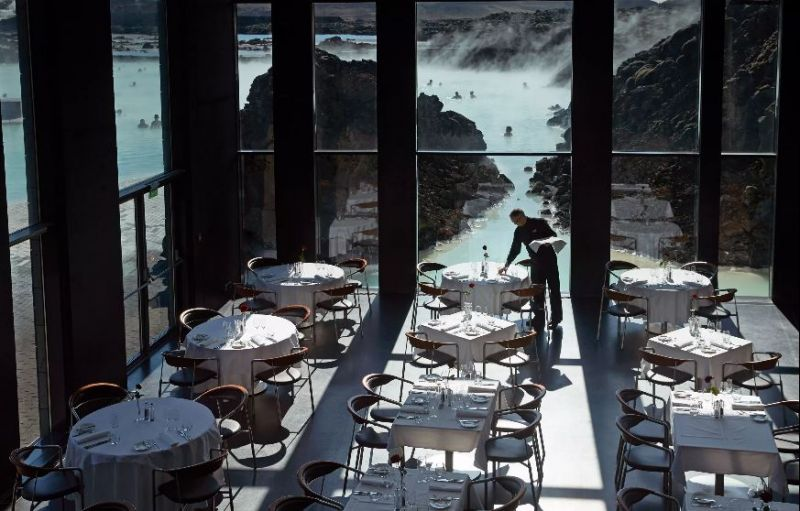 arquitectura_Retreat Hotel_Basalt Acrchitects_restaurante