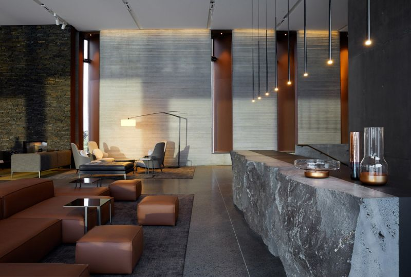 arquitectura_Retreat Hotel_Basalt Acrchitects_luz