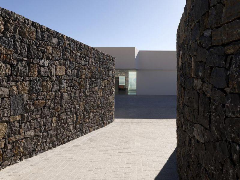arquitectura vivienda unifamiliar RGB arquitectos fotografías mayte piera