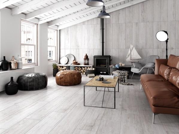 Rocersa Cerámica suelos cerámicos en acabado madera foto interior 02