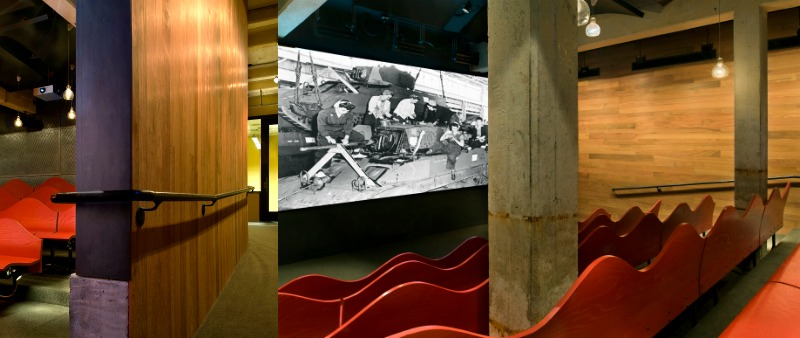 arquitectura, arquitecto, diseño, design, rehabilitación, San Francisco, industrial, Ford, automoción, museo, centro de visitantes, Marcy Wong Donn Logan Architects, Rosie the Riveter, Richmond, California, Estados Unidos