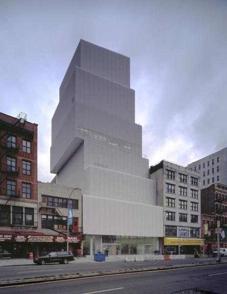 Nuevo Museo de Arte Contemporáneo de Nueva York
