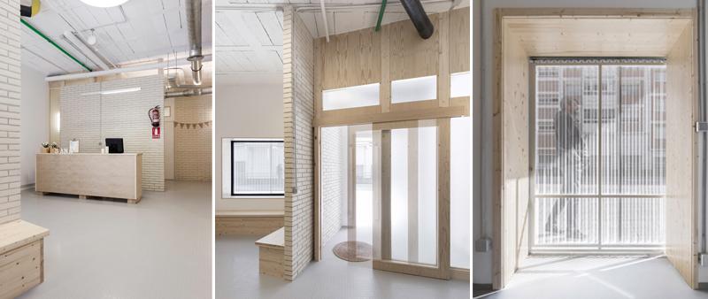 arquitectura, arquitecto, interiorismo, interior, diseño, design, SanaSana, fisioterapia, centro belleza, Nan Arquitectos, Iván Casal Nieto