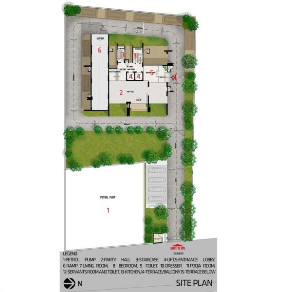 arquitectura_Sanjay Puri_ubicación