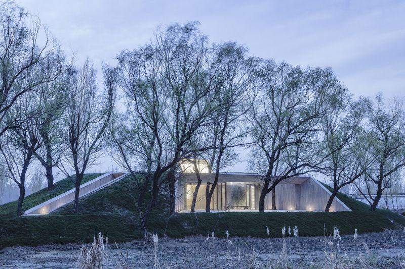 arquitectura_santuario budista_integración paisaje.jpg