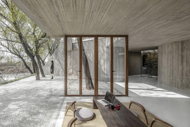 arquitectura_santuario budista_mobiliario