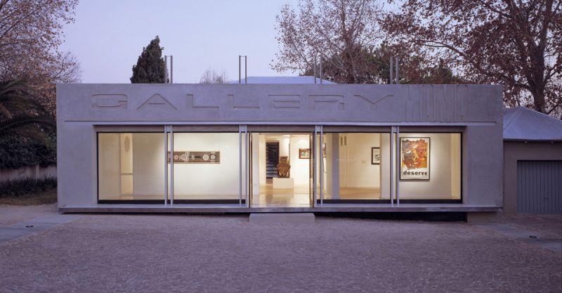arquitectura_Sarah Calburn_galería Momo_fachada