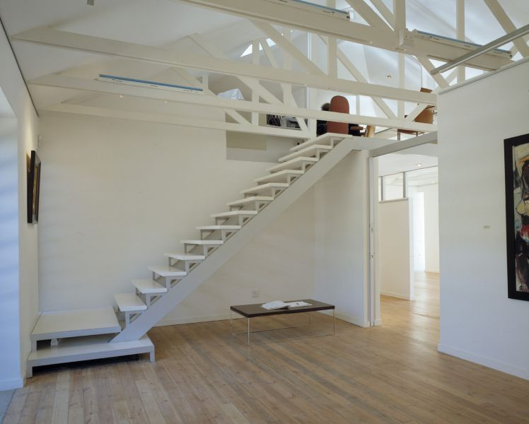 arquitectura_Sarah Calburn_galería Momo_interior