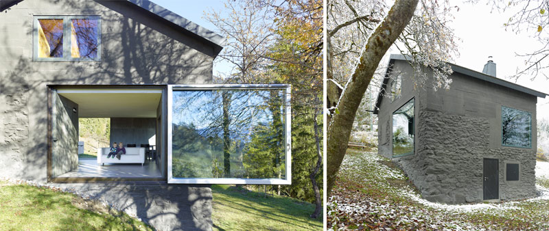 arquitectura, diseño, interiorismo, Savioz Fabrizzi Architectes