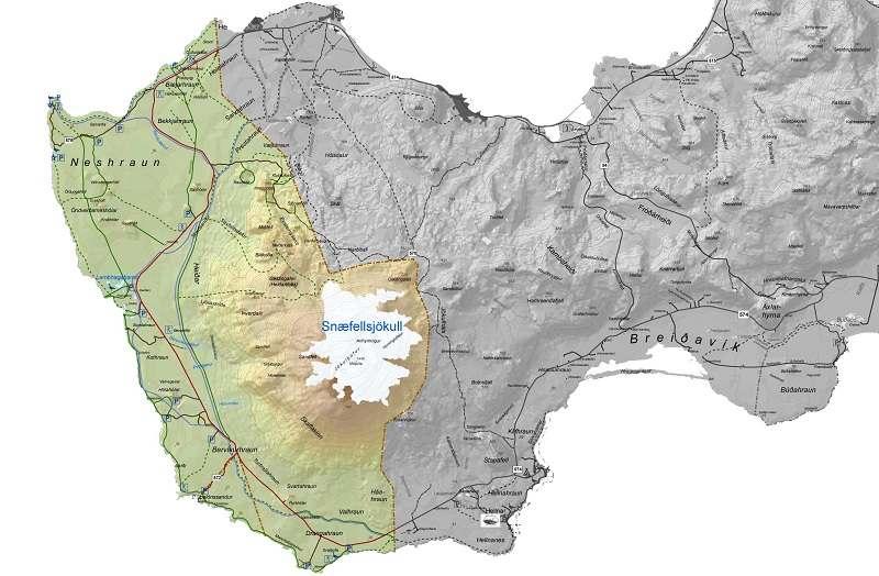 Viaje Al Centro De La Tierra Intervencion En El Crater De Saxholl Por Landslag Ehf Arquitectura