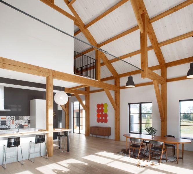 arquitectura_ Silo House - Caledon Build _ cocina