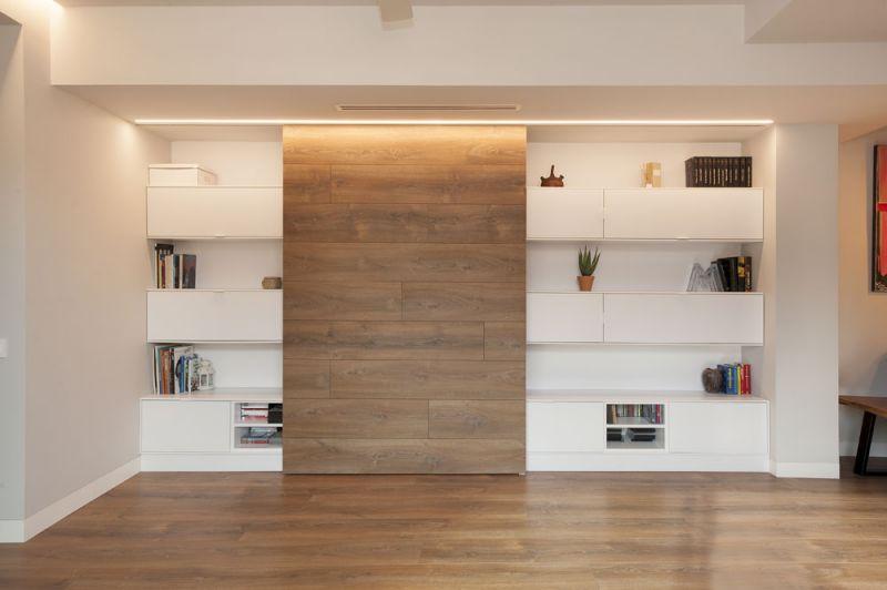 arquitectura sincro proyecto almeda mueble tv