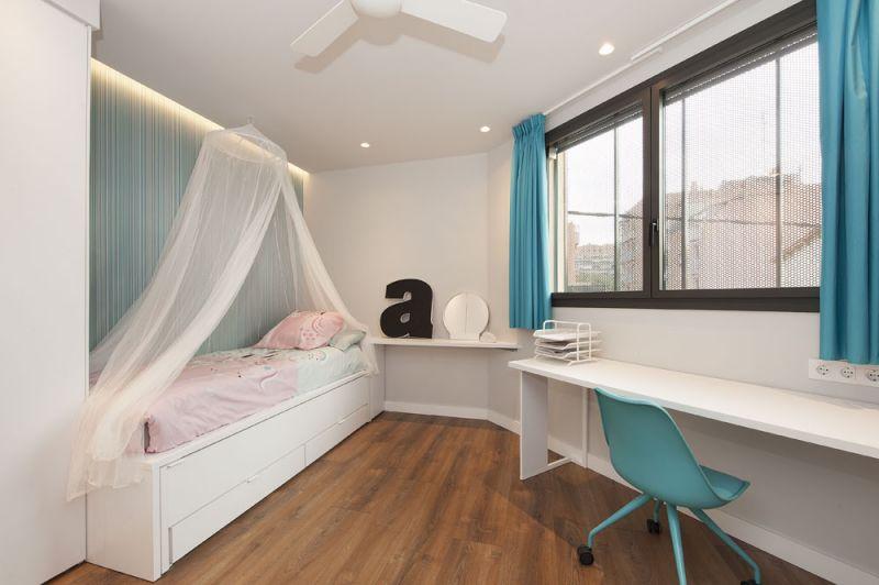 arquitectura sincro proyecto almeda dormitorio niño