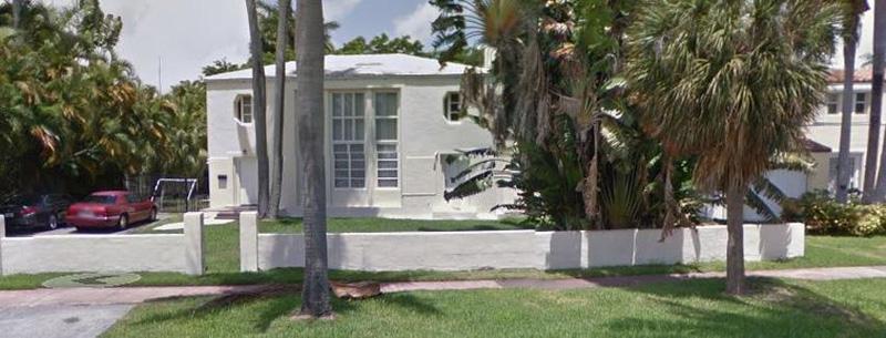arquitectura_Skinner House_ rehabilitacion art deco_ miami- antes de la rehabilitación