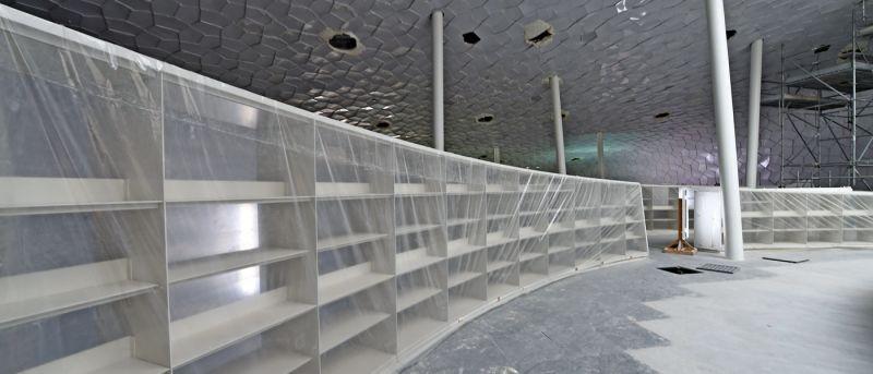 arquitectura_Snoetta_Centro Abdulaziz_biblioteca