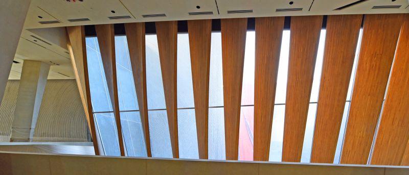arquitectura_Snoetta_Centro Abdulaziz_materialidad interior_patio central museo