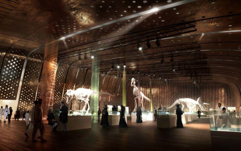 arquitectura_Snoetta_Centro Abdulaziz_sala plurifuncional