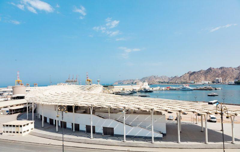 arquitectura_snohetta_mutrah fish market _curvatura