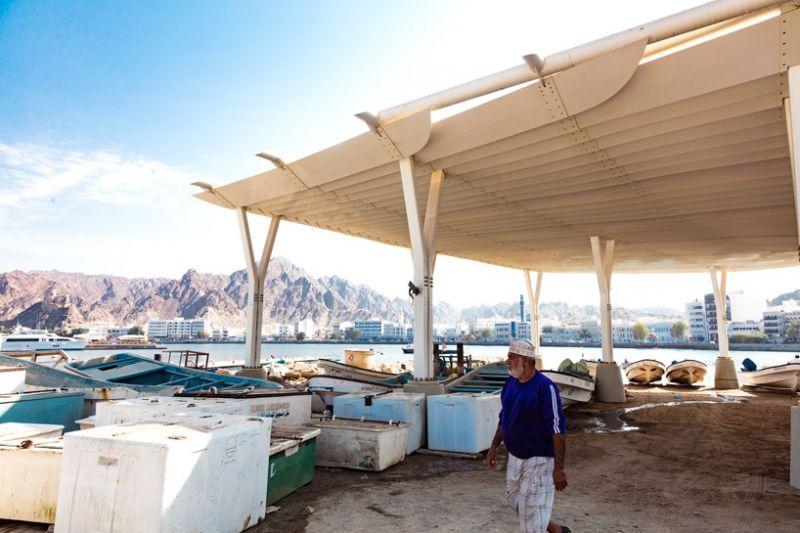 arquitectura_snohetta_mutrah fish market _embarcadero