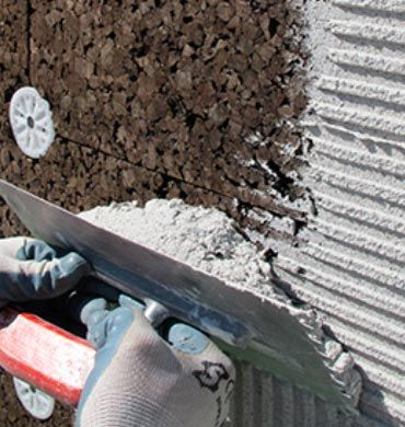 arquitectura sostenible_corcho_aislante SATE_www.disup.com