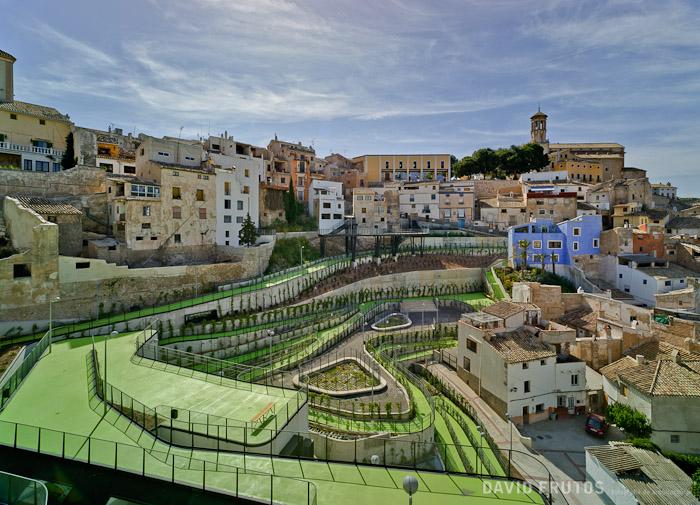 arquitectura sostenible_el jardín que produce agua-conjunto