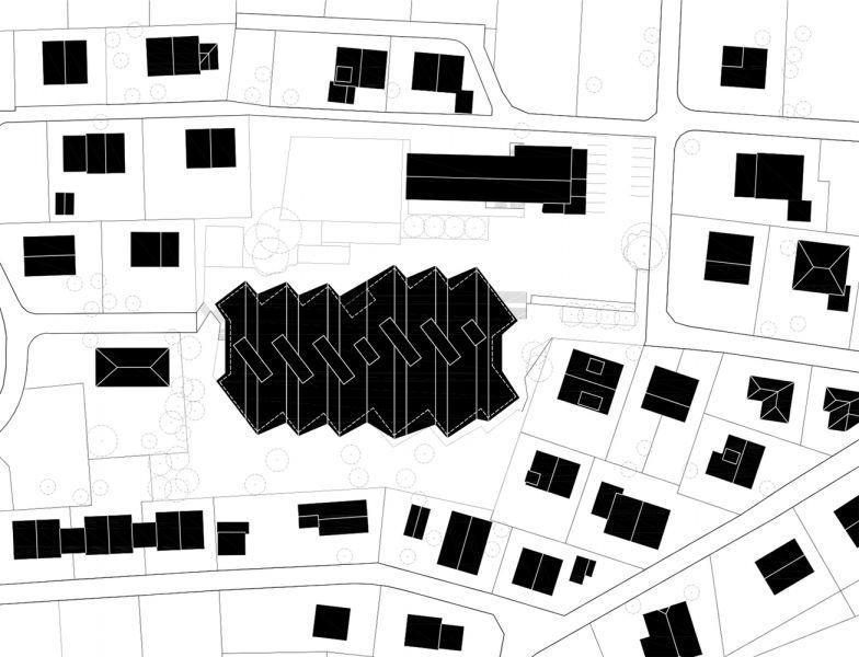 arquitectura sostenible_escuela Suiza_Skop_planta