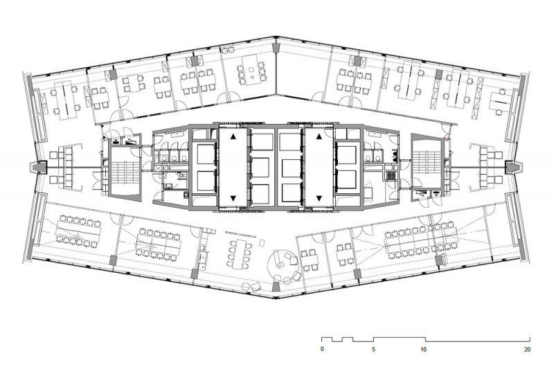 arquitectura sostenible_lamela_torre astro_planta