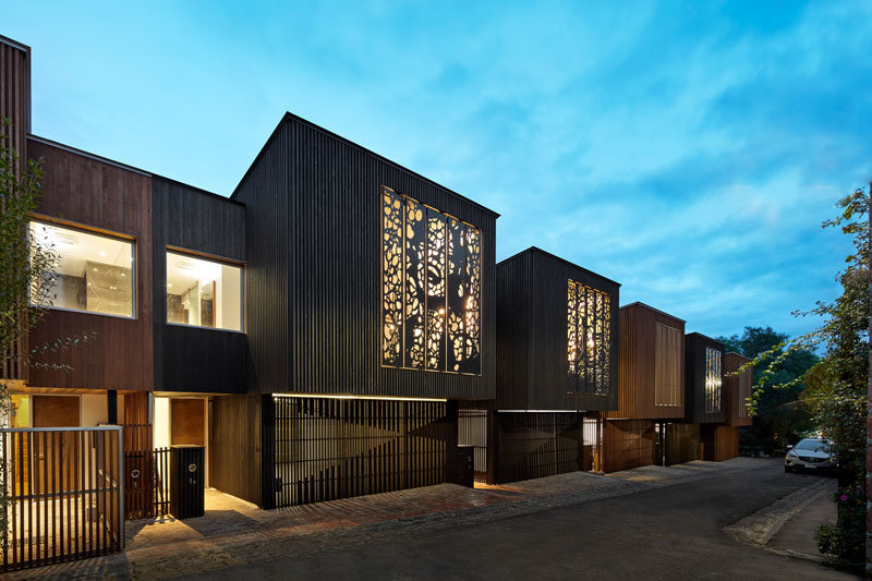 arquitectura sostenible_MSD_six urban residences_entorno urbano