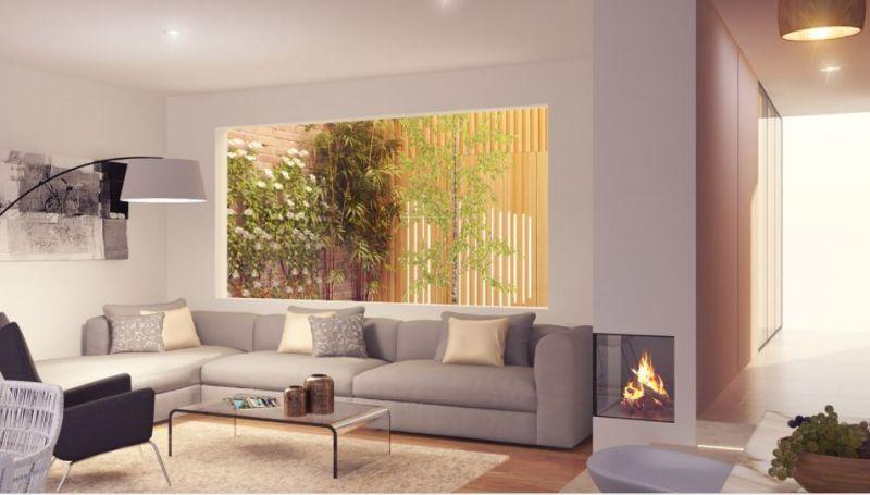 arquitectura sostenible_MSD_six urban residences_salón