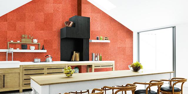 arquitectura sostenible_revestimientos de corcho_pared decorativa_maderame.com
