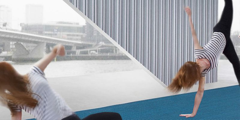 arquitectura sostenible_revestimientos interiores de materiales reciclados_cuero y lana