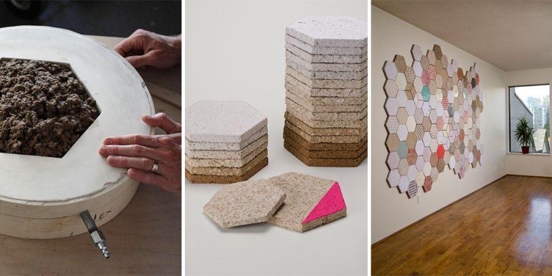 arquitectura sostenible_revestimientos interiores de materiales reciclados_papel2